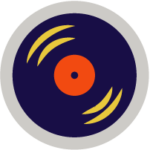 Decca records icon